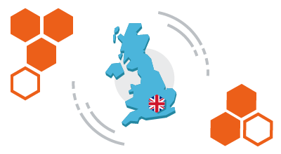 Easyspace's UK data centres